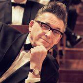 Götz Alsmann und die SWR Big Band auf Jubiläumstour