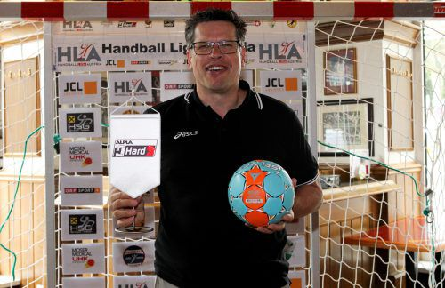Hansjörg Füssinger agiert seit 2017 an vorderster Stelle des Handballverbands. GEPa