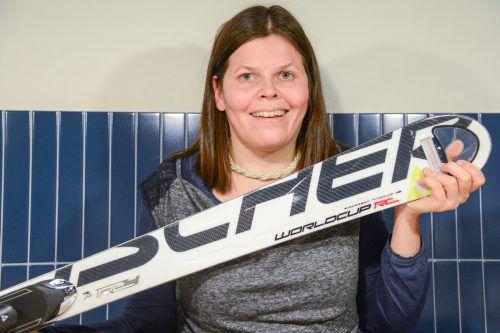 Heidi Mackowitz holte im Vorjahr ÖM-Gold im Slalom und Super-G. GEPA