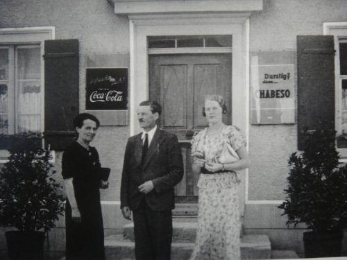 Heinrich Ganahl schloss den ersten Vertrag mit Coca-Cola in Österreich – eine wirtschaftliche Erfolgsgeschichte.Fa/GG