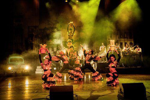Heute wird das Publikum in der Kulturbühne Ambach auf eine Reise durch die aufregenden Nächte Kubas entführt.buena vista/veranstalter