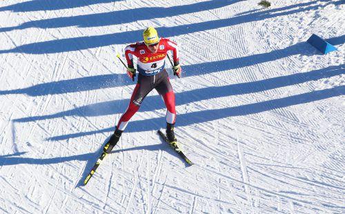 Hinterließ einen bärenstarken Eindruck in Val Müstar: Dominik Baldauf.gepa