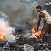 Die Müllhalde Europas