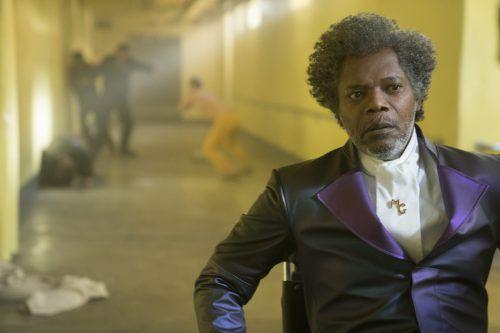 """Im Psycho-Thriller """"Glass"""" gibt es ein Wiedersehen mit Samuel L. Jackson alias Elijah Price.Jessica Kourkounis/Universal Pictures"""