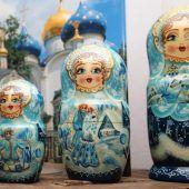 Russisches Flair im Schützenhaus