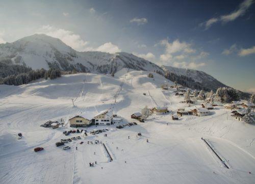 Im Skigebiet Schetteregg ist ein neues Hotelprojekt vorgesehen. Mitte 2020 werden die ersten Gäste erwartet. SKIGEBIET SCHETTEREGG