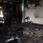Brandheißer Tag für die Hohenemser Feuerwehr