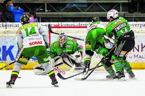 In einem Derby gibt es nichts geschenkt: Der EHC Lustenau hat heute in der Rheinhalle den EC Bregenzerwald zu Gast.Stiplovsek