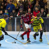 Rollhockey-Titelduelleim Stundentakt