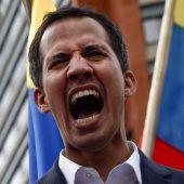 Guaidó gegen Maduro