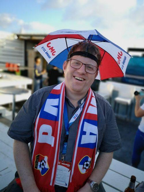 Jugendseelsorger Fabian Jochum begleitete die Jugendlichen nach Panama.