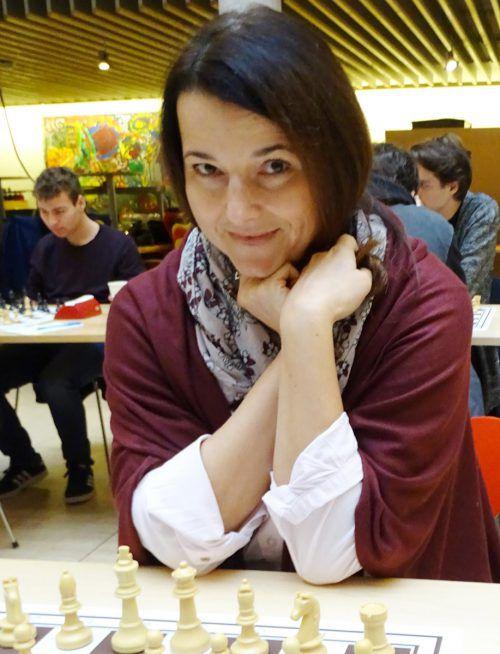 Julia Novkovic organisierte den Generationenwettkampf.