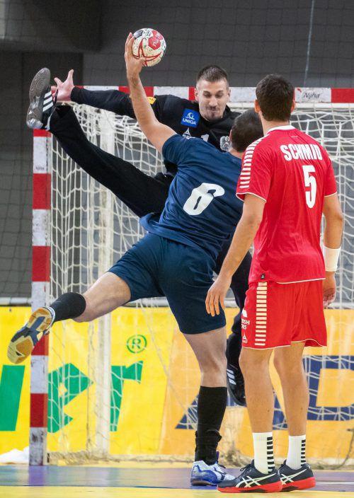 Jungvater Thomas Bauer könnte für Nikola Marinovic ins Team rücken.EXPa