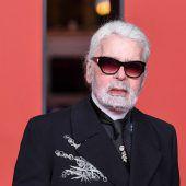 Modezar zum ersten Mal bei seinen Chanel-Schauen nicht dabei