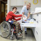 Wertvolle Mitarbeiter trotz Handicap