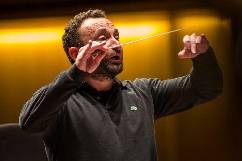 Kirill Petrenko ist ab Sommer Chef der Berliner Philharmoniker. VN/PS
