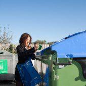 Bludenzer sind fleißige Mülltrenner