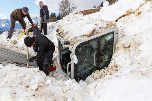 Lawinen und Schneebretter haben die Einsatzkräfte im ganzen Land heuer schon ordentlich auf Trab gehalten.hofmeister