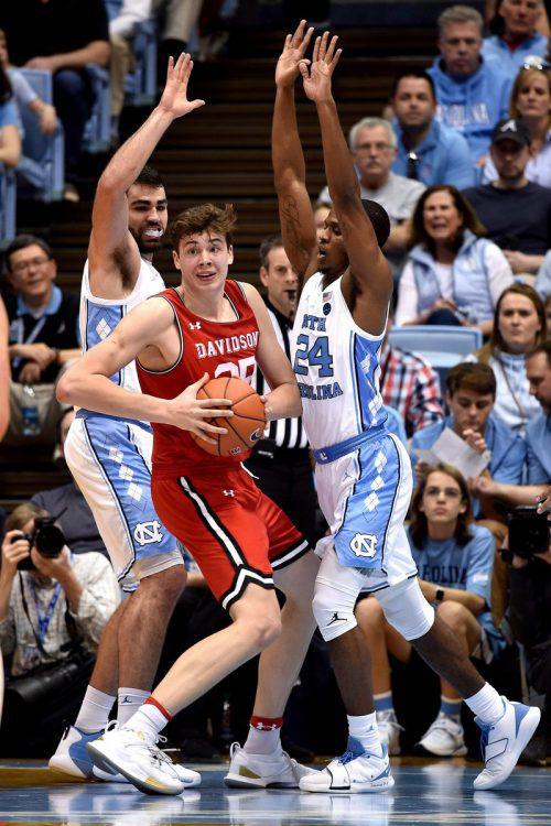Luka Brajkovic macht in der NCAA regelmäßig mit guten Leistungen auf sich aufmerksam.APA/Lance King