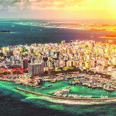 Die Hauptstadt Malé