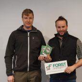 Das erste zertifizierte Forstunternehmen in Vorarlberg