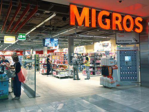 Migros baut das Filialnetz in der Ostschweiz weiter aus. Fa/Glatt