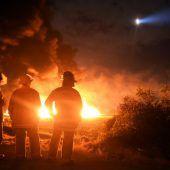 Zahl der Toten nach Explosion an Benzinleitung in Mexiko gestiegen