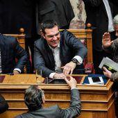 Feuerproben für Tsipras