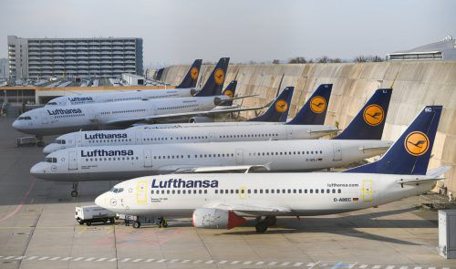 Mit nahezu 40.000 Beschäftigten ist die Lufthansa Group nach eigenen Angaben der größte Arbeitgeber in Hessen.APA