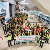 Flughäfen rüsten sich für Streiks