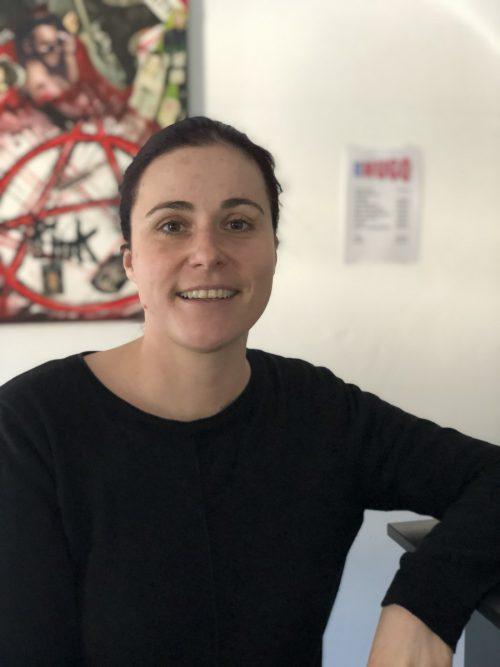 Monika Valentin hat seit Kurzem eine neue Arbeitsstätte. VN/Schweigkofler