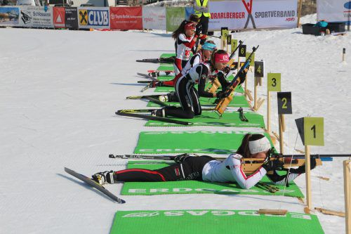 Nach 2016 finden die österreichischen Schulmeisterschaften im Biathlon heuer wieder in Schoppernau statt. WSV