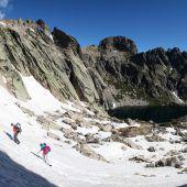 Mit Dornbirner Führung durch Korsikas Berge