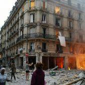 Explosion in Pariser Bäckerei forderte vier Menschenleben