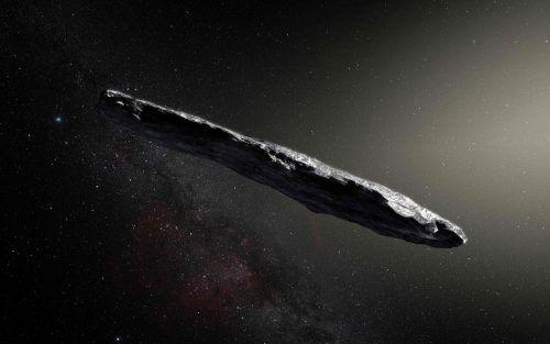 """Oumuamua bedeutet in der Sprache Hawaiis """"Botschafter"""". Das klingt verdächtig nach Außerirdischem.AFP"""