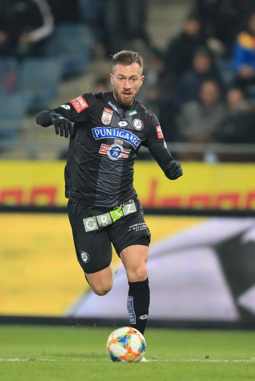 Peter Zulj wechselt nach Belgien, zum Spitzenklub Anderlecht. gepa