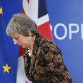 Nächste Runde im Brexit-Poker