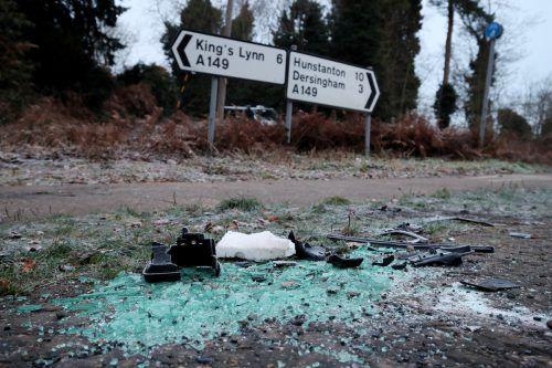 Prinz Philip erholt sich nach dem Unfall auf dem Landsitz in Sandringham.Königin Elizabeth II. sei an seiner Seite. Reuters; AP