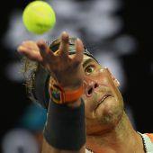 Nadal ließ Tsitsipas keine Chance