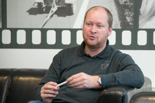 Rene Bartenbach bleibt Geschäftsführer der verkauften Firmen. VN/Lerch