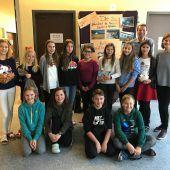 Vorarlberger Schüler helfen afrikanischen Schülern