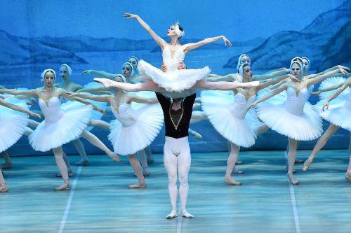 """""""Schwanensee"""" genießt unangefochtene Popularität beim Ballettpublikum. ovation events"""