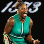 Williams eliminiert 2018-Siegerin Halep