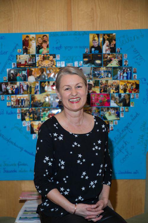 Sigrid Rohner führt ihre Tätigkeit mit großer Leidenschaft aus. VN/Steurer
