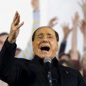 Berlusconi kandidiert bei EU-Wahl
