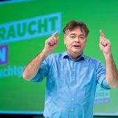 Grüne hoffen bei EU-Wahl auf mindestens fünf Prozent