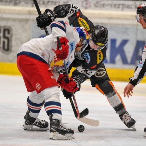 Stefan Häußle will nach einer dreijährigen Durststrecke endlich wieder auf Linzer Eis gewinnen.GEPA