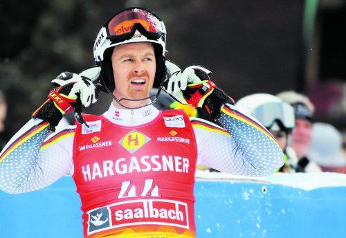 Stefan Luitz gibt sich nicht geschlagen, zieht seinen Fall vor das Internationale Sportgericht in Lausanne.gepa