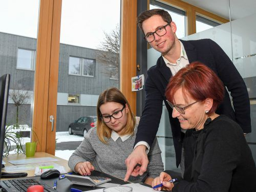 """Stefan Majer: """"Fachlich gut ausgebildete Lehrlinge sind für die erfolgreiche Zukunft eines jeden Betriebs unverzichtbar."""" Lerch"""