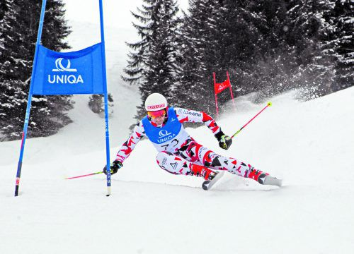 Stefan Mangard strebt seinen dritten Gesamtsieg in Serie und insgesamt fünften Triumph im Masters-Cup der Skisenioren ab 30 Jahre an.Privat